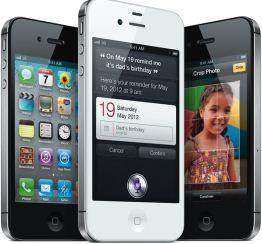 Older generation iPhone's