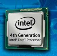 Intel 4th Generation Processors