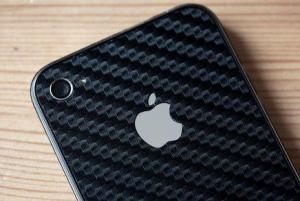 Carbon Fiber Skins, iPhone
