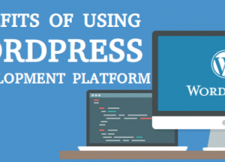 7 Benefits Of Using WordPress As Your Development Platform